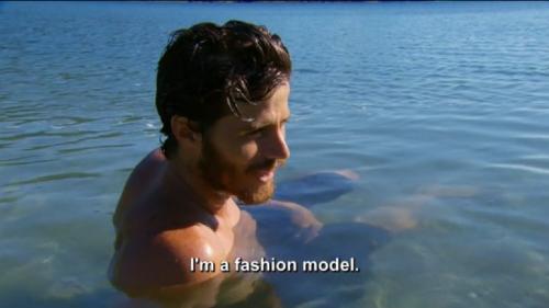 Jeremiah was a model